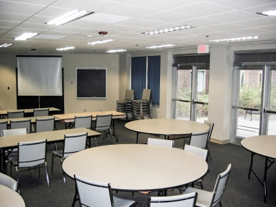 Photo for the news post: Leeds House Multipurpose Room